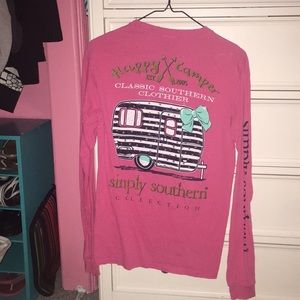 Simply Southern Tops - Simply Southern long sleeve shirt